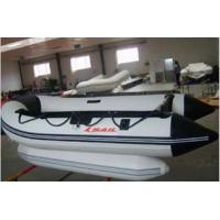 China Inflatable Sports Boat in water parks with U tube on sale