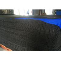 Thin Elastic CR Neoprene Rubber Sheets Lamination Heat Preservation
