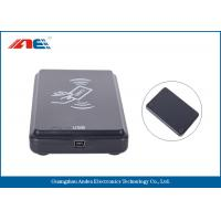 Micro Power USB RFID Scanner RFID Card Reader Writer SDK And Testing Software Provided Manufactures