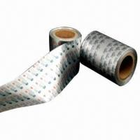 Aluminum Foil, Available in Various Sizes, Colors and Prints, with ISO Certificate Manufactures