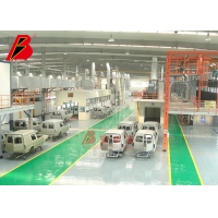 China Automatic Spraying Machine Car Painting Line equipment painting on Sale on sale