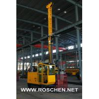 China Cummins Engine Piston Portable Drilling Rig Machine For Mountainous Region Drilling on sale