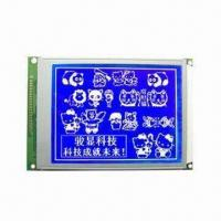 Quality 160 x 109 x 11mm 320 x 240-dot Graphics LCD Module, STN Black/Transmissive for sale