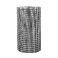 Hot Dipped Galvanized Stainless Steel Welded Mesh Sheets 0.5-1m Width Smooth Surface Manufactures