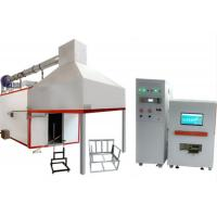 ASTM E 1537 Heat Release Rate Tester / Large Calorimeter ISO 9705 Manufactures