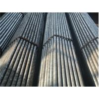 Buy cheap S235 / S275 / S355 Round Seamless Steel Pipes / ERW Steel Structural Hollow Section Sch 40 from wholesalers