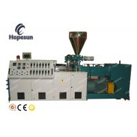 LDPE HDPE Pipe Making Machine Automatic Cutting Lower Melting Temperature Manufactures