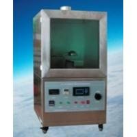 Thermal Radiation Fire Testing Equipment , Flammability Test Chamber Automotive Interior Material Manufactures