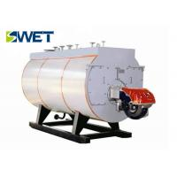 10t Full Automatic oil gas steam boiler for industrial production Manufactures