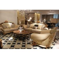 Luxury Living Room Furniture Sofa Sets Italy Style Antique Europe Style Royal