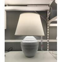 China Hot Sale White Ceramic Table Lamp for sale