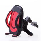 Super Black/ Red Universal Car Air Vent Phone Holder Manufactures