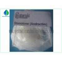 China 521-18-6 Androstanolone Hair Loss Treatment Powder 99 Andractim Anabolen on sale