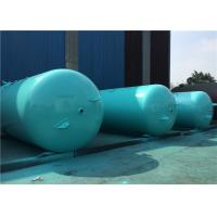 China Mechanical Emergency Carbon Steel Water Storage Tanks For Water Treatment Plant on sale