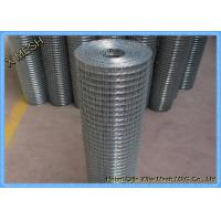 Electro Galvanized Welded Wire Mesh Panels 2mm Gauge 25mm X  25mm Mesh Manufactures