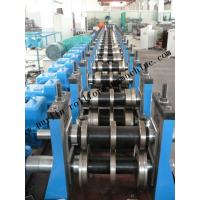 Cold / Hot Rolled Quick Interchangeable C Z Purlins Rolling Forming Machine 1.5 - 3.0mm Manufactures