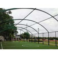 Football Artificial Turf , Artificial Sports Grass SGS ISO90001 Certification Manufactures