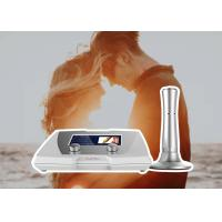 Quality Low Energy 0.09mJ / Mm2 ED Shockwave Therapy Machine For Erectile Dysfunction for sale