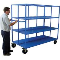 GCT manual push trolley, hand pull trolley Manufactures