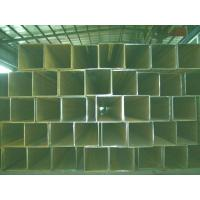 High-frequency ERW Square Tube for Cranes making Manufactures