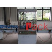 Full Automatic Liquid Pesticide Aerosol Can Filling Machine Of High Accuracy Manufactures