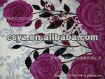China 100% polyester printing flannel fabric on sale
