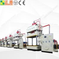 China CNC SMC Hydraulic Press Sheet Molding Compounds Product With One Year Warranty on sale