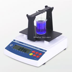 Sodium Silicate Modulus Specific Gravity Measurement Instrument 0.001g/Cm3 Manufactures
