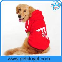 China Factory Wholesale Pet Supply Product Cheap Large Pet Dog Coat Dog Clothes on sale