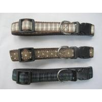 Silver Nylon Collar Manufactures