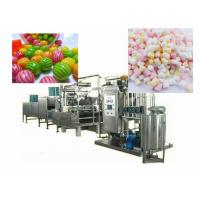 Soft Jelly Gummy Candy Forming Machine 380V 50Hz Food Grade Material Manufactures