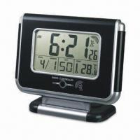 China LCD Radio-controlled Clock with FM Radio and Wireless Doorbell, Measuring 262 x 91 x 219mm on sale