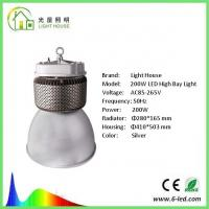 200 Watt Led High Bay Light High Lumen for Commercial Building , Commercial Led Lighting Manufactures