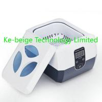 High Power 1300ml 60w Digital Household Dental / Lab Ultrasonic Cleaner Jewelry Manufactures