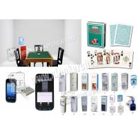 Casino Games Barcodes Marked Cards Poker Scanner Water Cooler Camera Manufactures