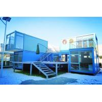 Neoteric Steel Container Houses Sturdy Durable Customizable Color With Bathroom Manufactures