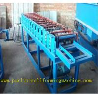45# Steel Stud Roll Forming Machine for Roof Ceiling Batten 7.5kw Power Manufactures