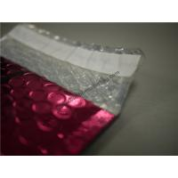 Waterproof Metallic Shipping Envelopes , 180x165 #CD-DCD Teal Bubble Mailers Manufactures
