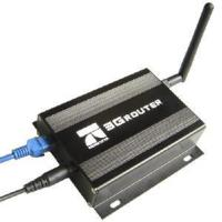 Ethernet RJ45 HSUPA 3G Industrial Router Manufactures