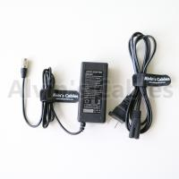China Alvin's Cables AC to 4 Pin Hirose Male 12V 2A Power Adapter for Sound Devices ZAXCOM Sony on sale