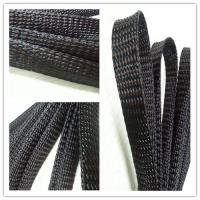 China Polyester Self-locking Self Wrapping Sleeving for Cable Protection on sale