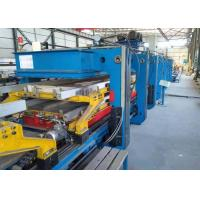 Discontinuous Cold Room Pu Sandwich Panel Production Line 2+2 System Manufactures