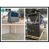 China Green Indoor Air Source Heat Pump , Portable Dc Inverter Air To Water Heat Pump on sale