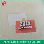 smart printable blank inkjet pvc 5528 chip card Manufactures