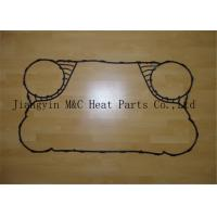 China Water Oil Transfer Heat Exchanger Gasket High Temperature Resistant Glue On Assembly on sale