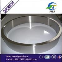 China Gr5-Ti-6Al-4V Titanium alloy ring  with  high quality and good price on sale