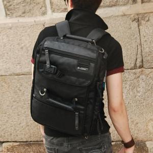 canvas sling backpack
