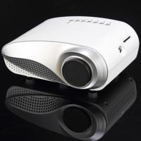 China Wholesale Low Cost Mini LED Projector With HDMI USB VGA RCA TV Tuner For Home Best Gift on sale