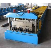 Custom-made Floor Deck Roll Forming Machine Manufactures