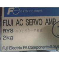 Buy cheap FUJI SERVO MOTOR from wholesalers